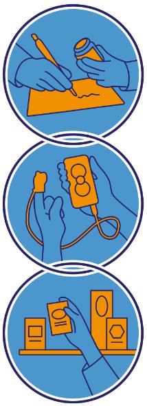 Prescription devices and GSL